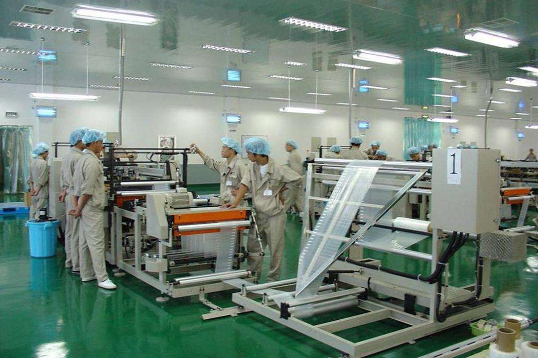 生产厂房环境